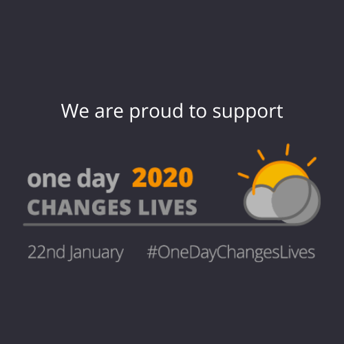 One Day Changes Lives 2020