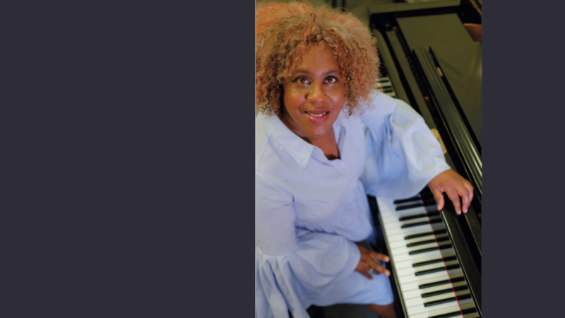 Errollyn Wallen becomes our new patron