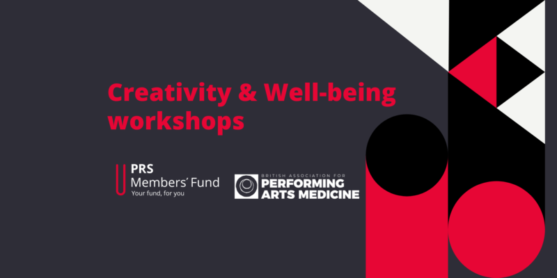 Creativity and Well-being Workshops